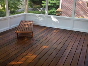 Deck, fence, and wood staining, restoration, cleaning and stripping